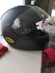 New full face helmet