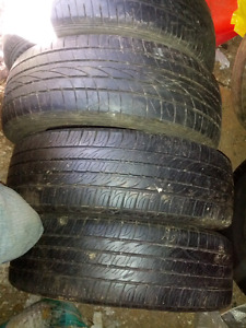 185/60/14 FOUR TIRES FOR $50..CAN DELIVER..185/60R14