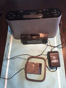 Sony ICF-CS10iP IPod Dock System