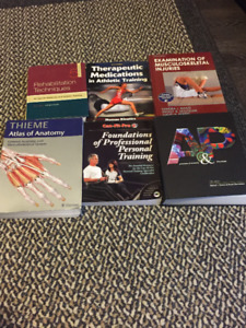 Anatomy Kinesiology Physiotherapy Athletic Training Textbooks