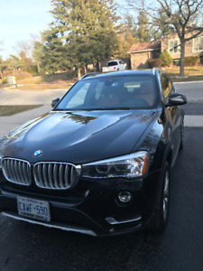 Deal of Lifetime, 2017 BMW X3 xdDrive28i (Fully Loaded+Add on)