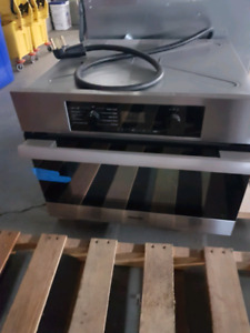 Speed oven MIELE