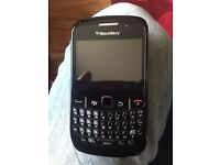 2 x Blackberry curve 8520
