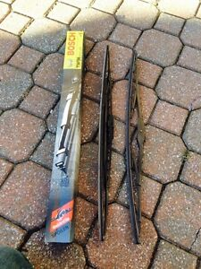 Bosch wipers 21-22 size West Island Greater Montréal image 3