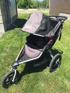 Bob Stroller with Chicco Adapter
