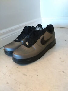 Nike Air Force 1 Foamposite Pro Low - Pewter Mens Size 9