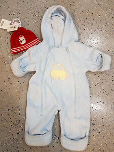 Baby snowsuit 3 month