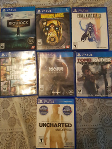 PS4 Games for Sale ***CHEAP***