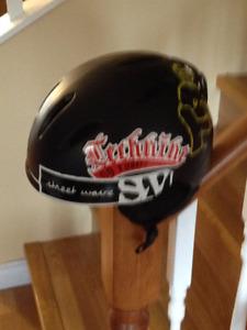 Snowboard or Skier Helmet