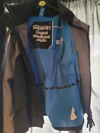 Superdey coat