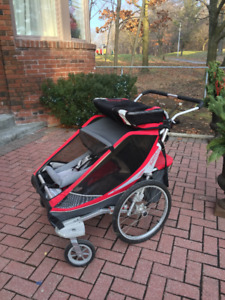 Chariot Double Jogger Stroller