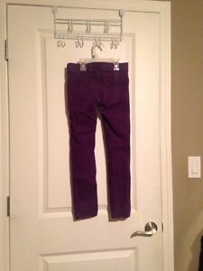 Purple Jeggings Regina Regina Area image 2