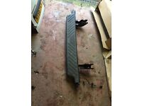 Ford transit rear bumper / step with sensors