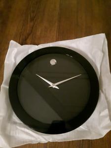 Movado Clock