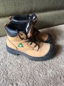 Women's Steel Toe Boots