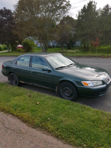 2001 Toyota Camry, only 210k