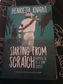 "Henrieta Knight ""starting from scratch"""