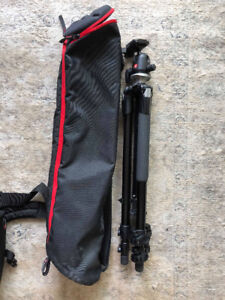 Manfrotto tripod for sale *used*