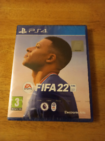 ***BARGAIN NEW PS4 FIFA 22***