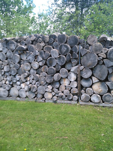 Local seasoned camping firewood