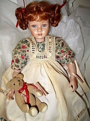 "Pauline-Bjonness-Jacobsen Ltd. Ed. 12"" BONNIE Doll #205/950 in Box w/COA"