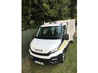 Iveco daily tipper 3.5 tone