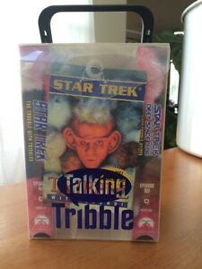 Star Trek Tribble box set VHS