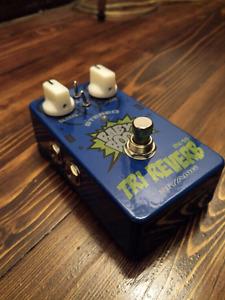 Biyang Tri Reverb RV-10 pedal