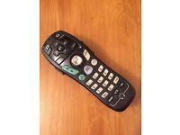 Range Rover dvd rear entertainment remote control