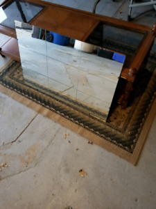 Older sectional mirror for sale