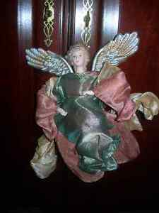 Christmas Angel with Porcelain face, hands and feet Kitchener / Waterloo Kitchener Area image 4