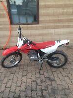 2012 Honda CRF 100cc