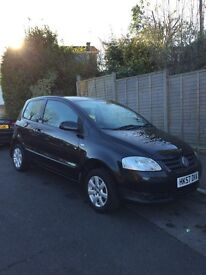 VOLKSWAGEN FOX 57 plate low mileage