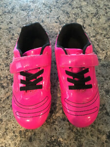 Children's Soccer Cleats size 9