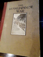 1905 The RUSSO-JAPANESE WAR pictorial GREAT CONFLICT in FAR EAST