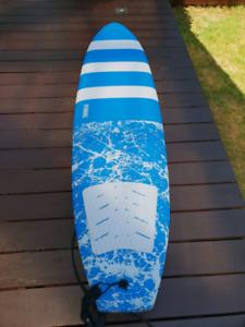 Thawalhi Softtop Surfboard as new