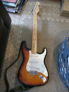 Fender Stratocaster Made in Mexico mint condition