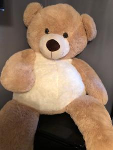 Oversized Stuffed Teddy Bear - $20 OBO