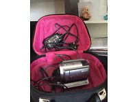 Sony handy cam Dcr-sr50 excellent working condition