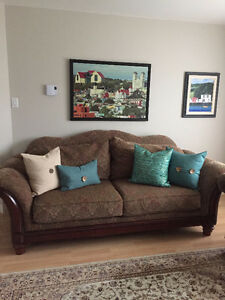 Ashley Sofa Set