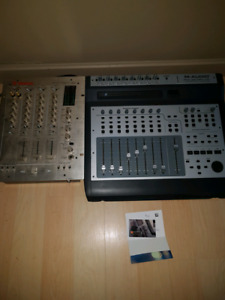 Project mix IO / Vestax 275 mixer and a 50$ gift card