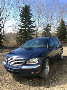 Very Clean, Fully Loaded 2005 Chrysler Pacifica Touring