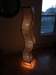 Unique Floor Lamp for Ambient Lighting