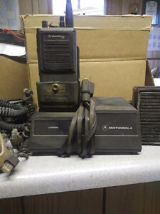 Motorola 2-Way Radios For Sale
