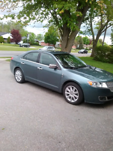 2012 Lincoln MKZ loaded $9,500