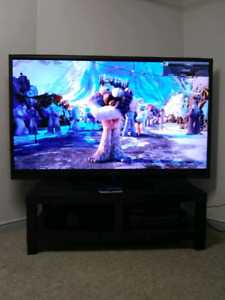 "60"" inch sharp led tv (120 hz refresh rate)"