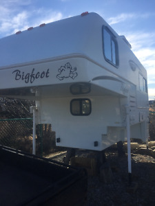 BIGFOOT CAMPER - Excellent Condition