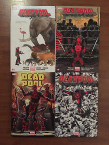 Deadpool by Posehn Vol. 1, 2, 3 et 4 (en anglais)