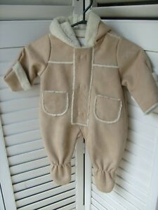 6-9 mths snowsuit