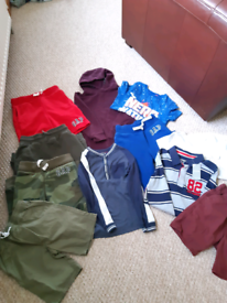Boys clothes. Age 6 and 6-7years.